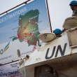 MDG : UN peacekeepers in Goma DRC : United Nations' Stabilisation Mission for the Congo (MONUSCO