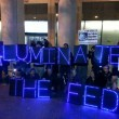 Activists outside of the San Francisco Federal Reserve