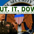 washington NSA shut down