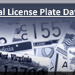 National License Plate DataBase