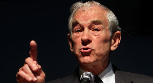 Question about Ron Paul?