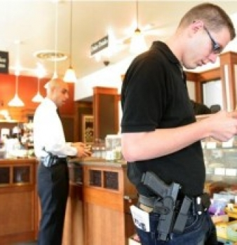 Starbucks reverses policy on Open Carry