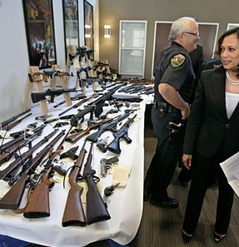 One by one, California agents track down illegally owned guns