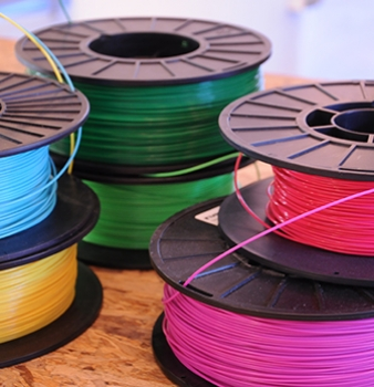 3D printing's new role: reuse, reduce, press print