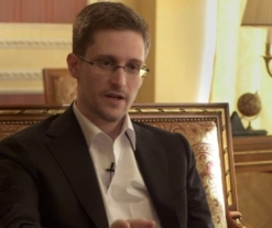 MEDIA BLACKS OUT NEW SNOWDEN INTERVIEW THE GOVERNMENT DOESN'T WANT YOU TO SEE