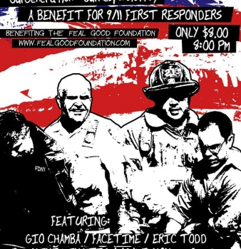 #OurGeneration #OurResponsibility: A Beneft for 9/11 First responders