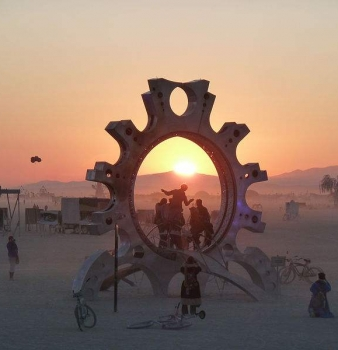 State and Federal Police Crack Down on Burning Man in Unprecedented Show of Force