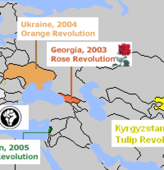 Color Revolutions 101: The Making Of A Controlled Revolution