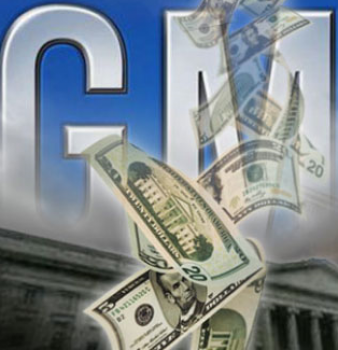 Loss of more than $10 Billion on GM Bailout