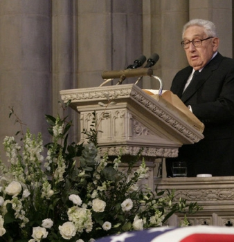 New Evidence Implicating Globalist Kissinger in War Crimes