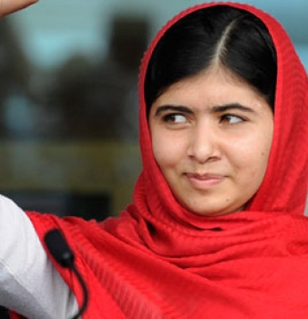 Nobel Peace Prize Winner Malala Yousafzai donates $50,000 to rebuild UN schools in Gaza