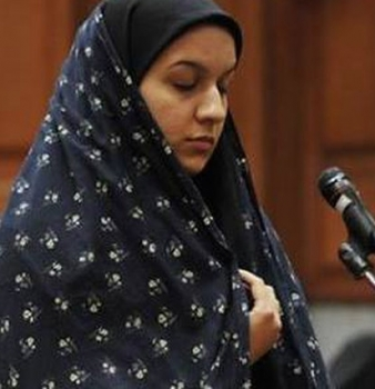 Final message of woman executed in Iran for killing 'attempted rapist': 'Dear mum, don't cry'