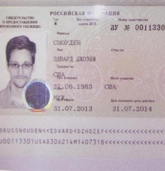 "NSA Leaker Edward Snowden Releases ""Manifesto of Truth"""