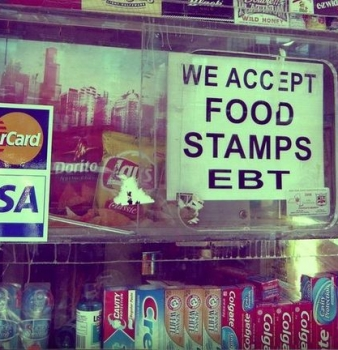 Food stamps cut from $500 to $16 for single mother of 4