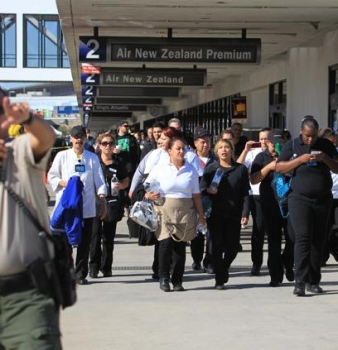 TSA Agent Fatally Shot, Others Wounded In Shooting At LAX