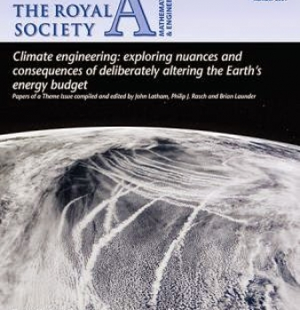 Elite Think Tank Admits to Ongoing Climate Engineering Experiments