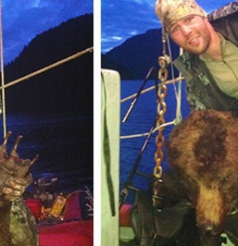 B.C.-born NHL player Clayton Stoner at center of grizzly bear shooting controversy (with video)