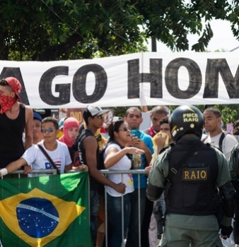 Brazil Prepares for World Cup as Police Strike, Protests Grow