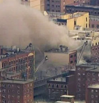 New York City building collapse kills 1, injures at least 17