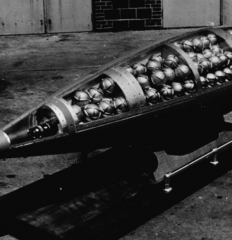 A History of United States use of Chemical Weapons, Cluster Bombs