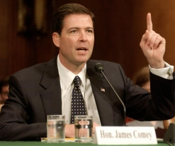 Director Comey Admits FBI does Conduct Surveillance without a Warrant