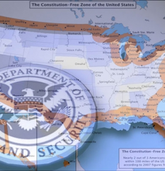 "Federal Judge Upholds warrantless search, ""constitution free"" zone along the border"