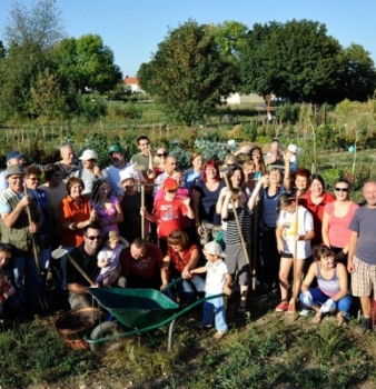 Urban Community Gardening Growing in Croatia