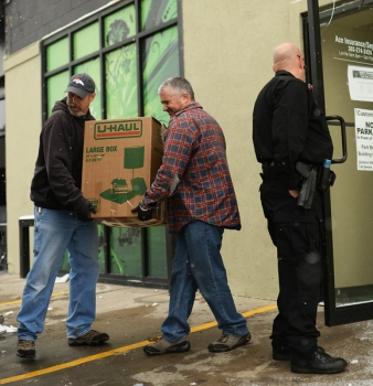 Feds raid Denver-area marijuana dispensaries, grow operations, 2 homes