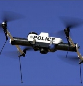 First two domestic drones approved by FAA