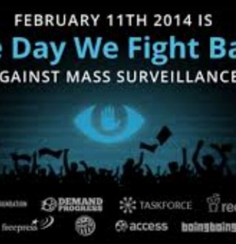 The Day We Fight Back Against Surveillance February 11th, 2014
