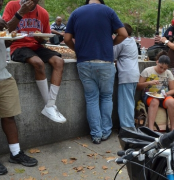 North Carolina police threaten to arrest church charity for feeding the homeless