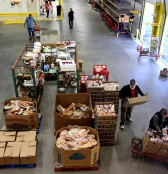 Families brace as billions in food stamp cuts set in