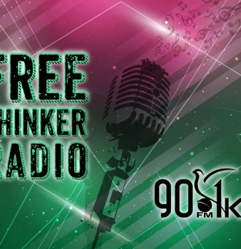 Free Thinker Radio Joins 90.1 FM in Houston Starting January 2019!