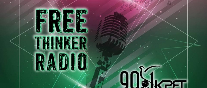 Free Thinker Radio (5/12/20): DARPA Exposed