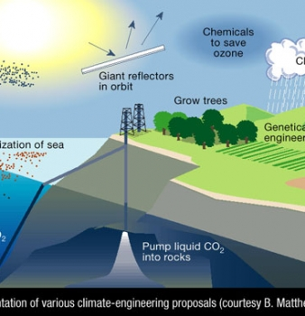 Study says GeoEngineering could create dangerous climate changes in the Tropics