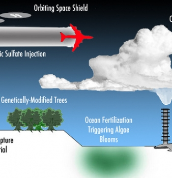 U.S Government opens official on the record study into weather modification and Geo-Engineering