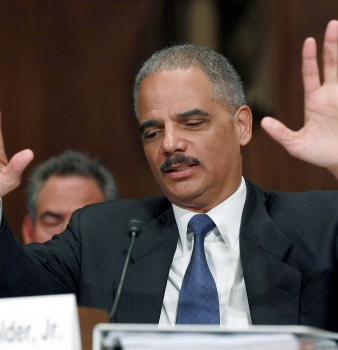 "Holder Takes Aim At ""Homegrown Violent Extremists"" Who Have ""Domestic Concerns"""