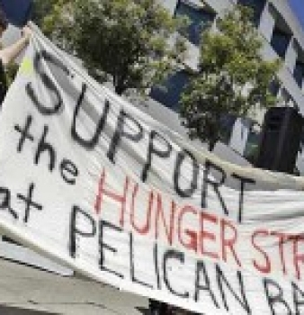 California prisons to begin force feeding hunger strike protesters