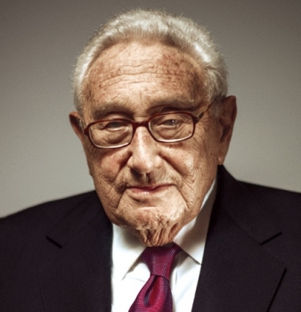 Henry Kissinger is not telling the truth about his past. Again.