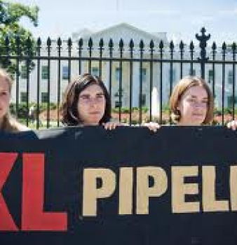 Environmental Coalition Demands President Obama Ignore Keystone Pipeline permit
