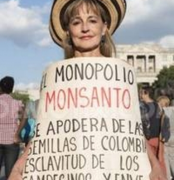 Colombian Farmers Defeat Monsanto: Win Back Control of Seeds After Prolonged Strike