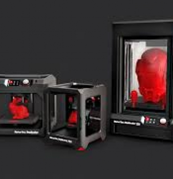 MakerBot brings 3D printing to the home