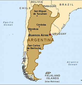 CURRENCY CONTROLS: ARGENTINA CRACKS DOWN ON FOREIGN TRAVEL