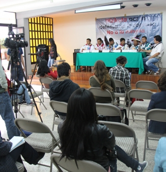 The Maya of Guatemala Seek Support and Solidarity