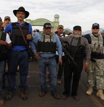 Mexican Citizens Who Toppled Cartels Rewarded With Government Retaliation
