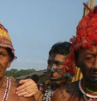 Brazil's Indigenous Demand 'No More Dams'