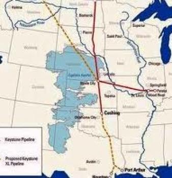 Keystone pipeline approval in limbo after Nebraska ruling