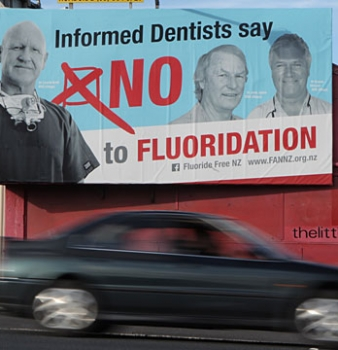 New Zealand Fluoride fight goes to Court of Appeal