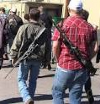Opposing sides spar over Beaumont, Texas open carry