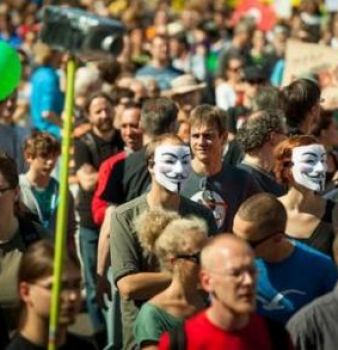 Rally Against Mass Surveillance on October 26th